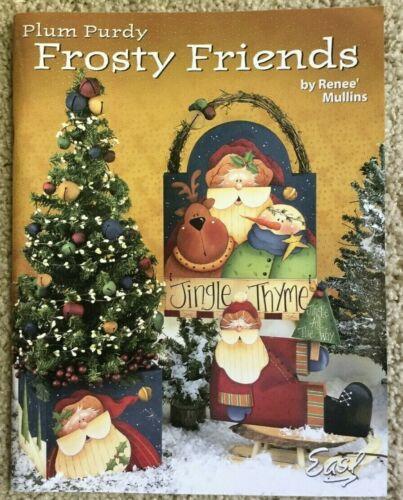 Plum Purdy Frosty Friends by Renee