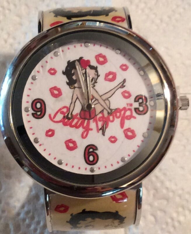 Collectible Betty Boop Watch - NEW