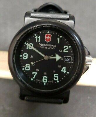"Men's SWISS Watch VICTORINOX SWISS ARMY ""Renegade"" 24228 New Battery Nice"