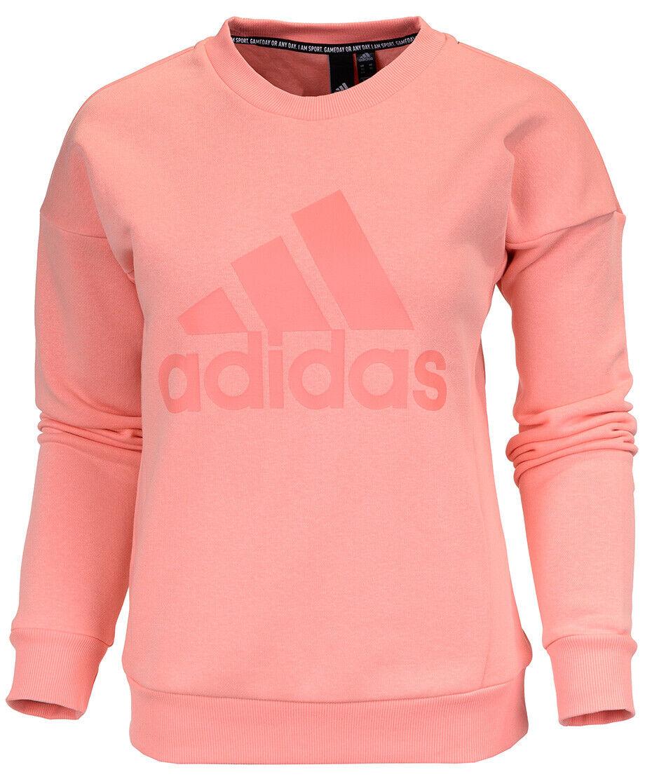 adidas W Must Haves Badge of Sport Sweatshirt Damen