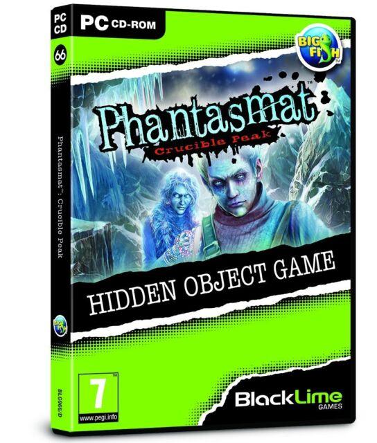 * PC NEW SEALED Game * PHANTASMAT CRUCIBLE PEAK