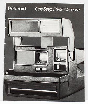 Инструкции и руководства Polaroid One Step