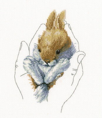 Counted Cross Stitch Kit Rto    Warmth In Palms