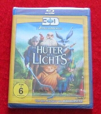 Die Hüter des Lichts, 3D Blu-Ray, Neu