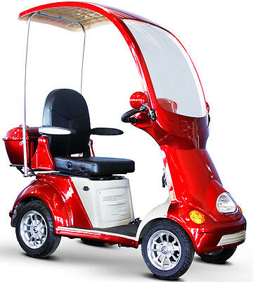 Adult electric mobility scooter, golfcart, covered scooter