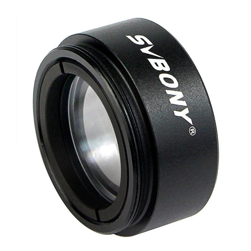SVBONY 0.5X Focal Reducer telescope threads M28.5x0.6 for any 1.25inch eyepiece