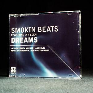 Smokin-Beats-Caratterizzato-da-Lyn-Eden-DREAMS-MUSICA-CD-EP