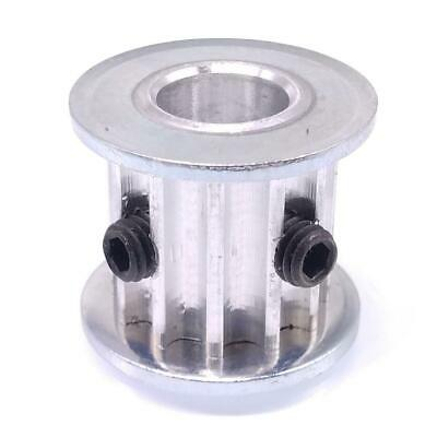 5m 12t Timing Pulley Without Step Synchronous Wheel For 15mmwidth Belt Bore 10mm