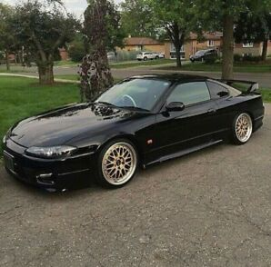 Nissan Silvia S15 Spec-R Rolling Shell