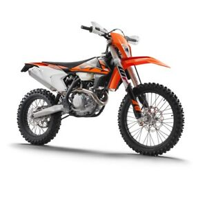 Looking for ktm exc 450 or  525