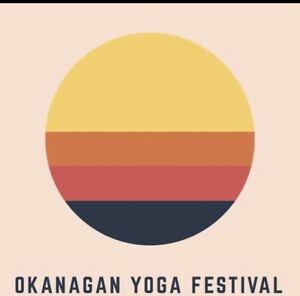 Okanagan Yoga Festival Tickets