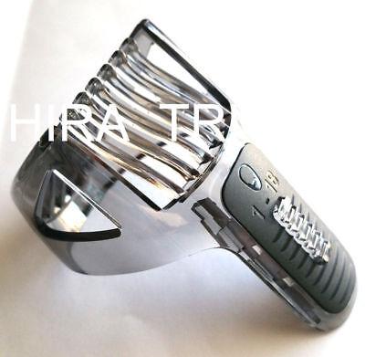 Philips Norelco MultiGroom Beard Comb 1-18 mm Attachment QG3398 QG3364 QG3396 (Norelco Cordless Comb)
