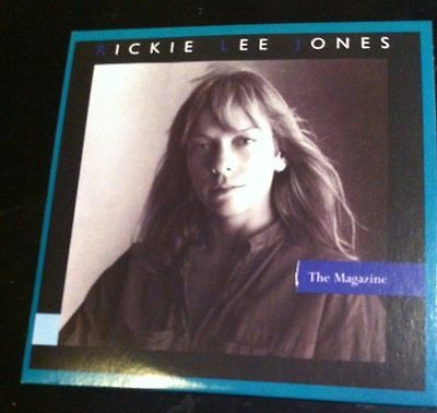 *NEW* CD Album Rickie Lee Jones - The Magazine (Mini LP Style Card Case)