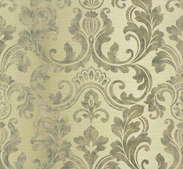 Hollywood A.S. Création 95417-3 Papiertapete Barock beige creme metallic (2,61€/