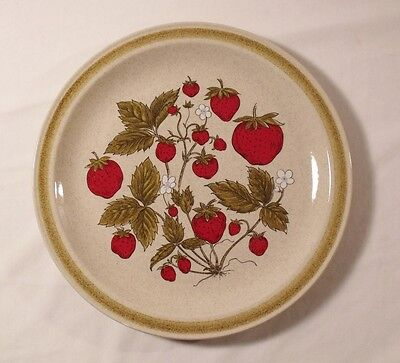 """International China Country Living STRAWBERRY PATCH SY-12673 CHOP PLATE 12"""""""