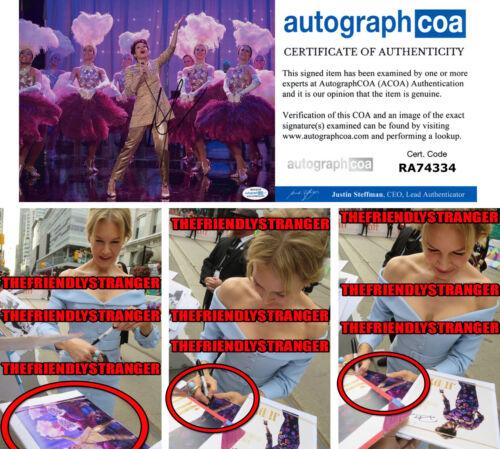 """RENEE ZELLWEGER signed Autographed """"JUDY"""" 8X10 PHOTO B - EXACT PROOF - ACOA COA"""