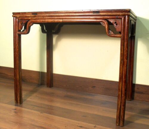 Antique Chinese Ming Painting Table (5971), Circa 1800-1849