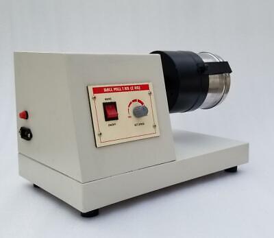 Laboratory Ball Mill 2 Kg Heavy Duty W 10 Big 15mm 35 8mm Small Ss Balls