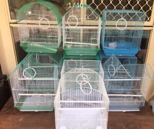 Brand NEW bird cage with swing, a small cage for a baby or small bird Meadowbrook Logan Area Preview