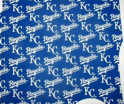 "12"" x 15"" Kansas City Royals Baseball MLB Sports Team on Cot"