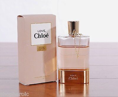 Love, Chloé 1.7 fl oz Eau de Parfum Spray Womens Fragrance Tester Perfume on Rummage