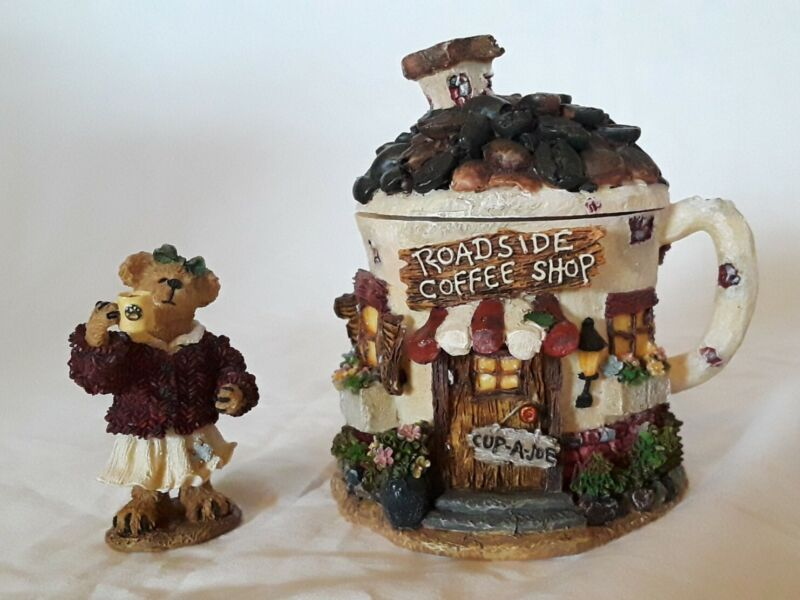 #19907 Boyds Bears Route 33 1/3 Roadside Americana With a Smile 2002