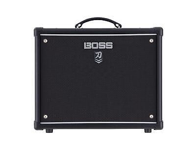 """Boss Katana-50 MkII - 50-watt 1x12"""" Guitar Combo Amp"""