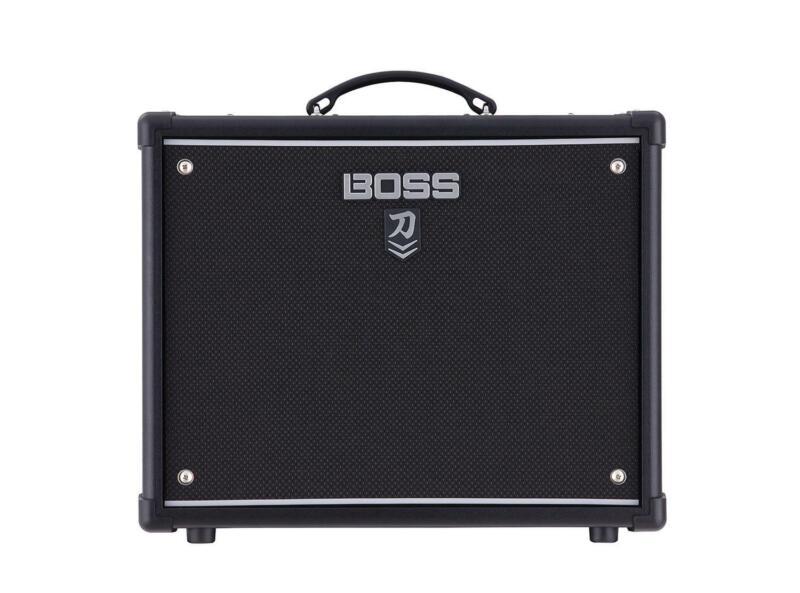 "Boss Katana-50 MkII 50-Watt 1x12"" Guitar Combo Amplifier"