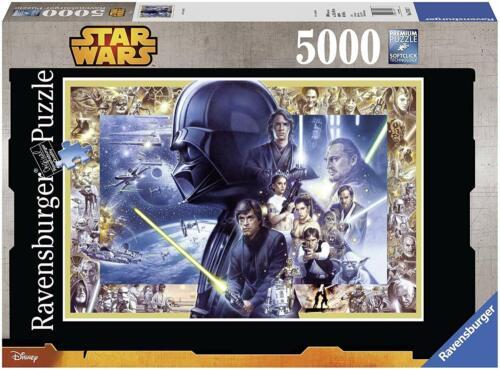 Star Wars Universum 17431 Ravensburger 5000 Teile Puzzle NEU OVP
