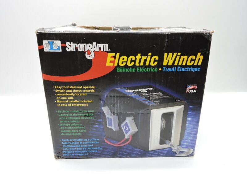 Dutton-Lainson StrongArm 120V AC Electric Winch 4000-lb Cap 5248760 - NOB NEW!