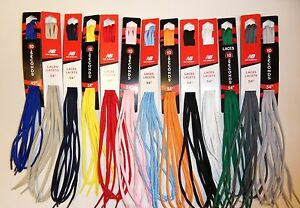 New-Balance-Oval-Athletic-Shoelaces-13-Colors-Laces-54-63-Made-in-USA