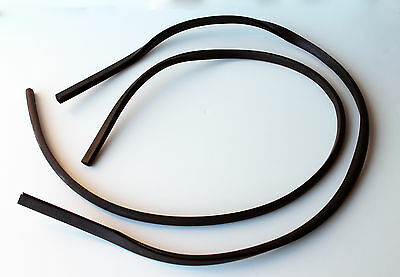 1936-46 Chevy Truck Lower Cab Rubber Seal Pair