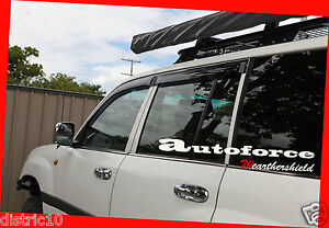 TOYOTA-LAND-CRUISER-LANDCRUISER-100-SERIES-98-07-WINDOW-VISOR-WEATHER-SHIELDS