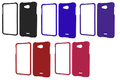 Hard Faceplate Protector Cover Phone Case for Kyocera Hydro Wave C6740 (Phone Faceplate Protector Cover Case)