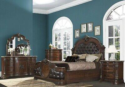 """HOMELEGANCE """"Antoinetta"""" 5 Piece King Bedroom Set - FREE Delivery & Home Setup"""