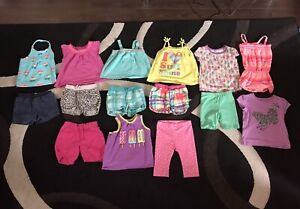 Girls 2T summer clothes
