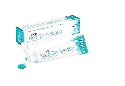 Whiter Image Nano Bio Toothpaste Created For Sensitive Teeth