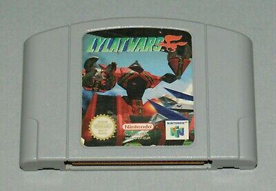 Lylat Wars Cart Only - Nintendo 64 N64 Game - PAL