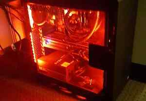 Gaming PC 4.2ghz processor 8GB graphics East Maitland Maitland Area Preview