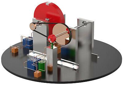 Bedini Free Energy Generator Motor 3d Model Stl Step Dwg 3d Print