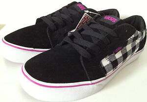 VANS-Genuine-Womens-or-Unisex-Classic-Suede-Canvas-Shoes-Various-Sizes
