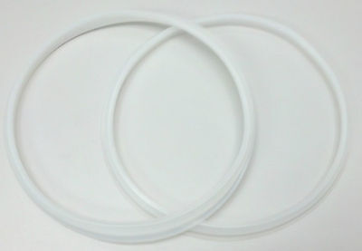 Bunn Factory Part Ultracds Cooling Drum Seal Gasket Pair 32079.0000 Free Ship S