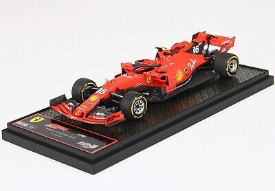 BBR 1/43 BBRC231A Ferrari SF90 Spa Francorchamps winner Leclerc TAMEO