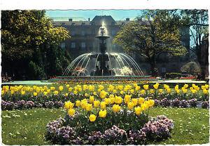 Suisse cpsm geneve la fontaine du jardin anglais ebay for Jardin anglais geneve suisse