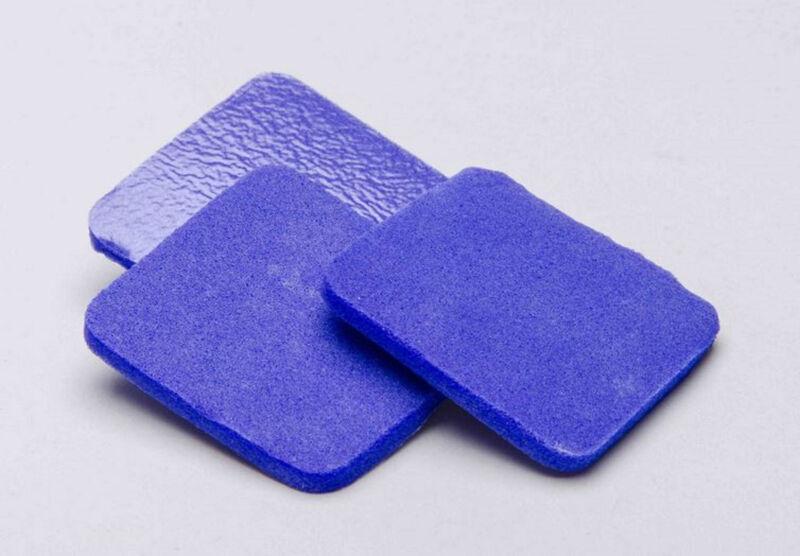 """Hydrofera Blue Ready Foam Wound Dressing: 4"""" x 5"""" - Each """"ONE DRESSING"""""""