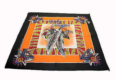 Harley Davidson American Spirit Bandana with Eagle Made in USA