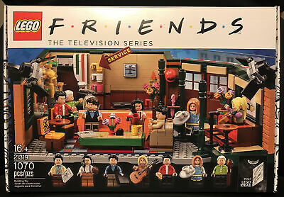 Brand New LEGO Ideas 21319 Friends Central Park (1070 Pieces) Sealed
