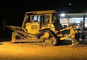 2001 Caterpiller D7R Bulldozer Clermont Isaac Area Preview