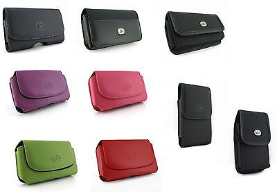 Classic Premium Pouch Case With Belt Clip For Medtronic  Minimed 670G