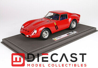 BBR BBR1807A 1:18TH Scale Ferrari 250 GTO 1962 Limited Edition 300pcs